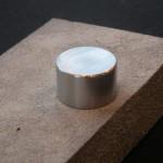 Stianless Cylinder skateboard deterrent